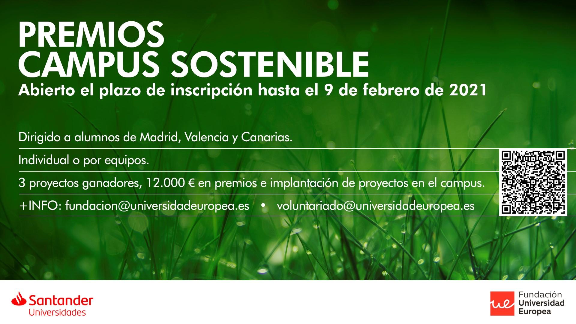 Premio campus sostenible